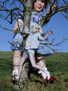 LINDSEY WIXON,  NORTHUMBERLAND, 2011  ITALIAN VOGUE  By Tim Walker