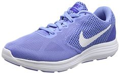 size 40 ce176 e0849 Nike Damen Revolution 3 Laufschuhe, Blau (Chalk Blue White-Conco Red), 39  EU   8 US ( Partner-Link). Nike RunningRunning SneakersRunning Shoes RevolutionBest ...