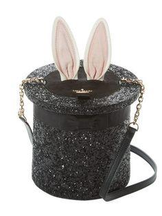 Make Magic Rabbit In Hat Glitter Shoulder Bag by kate spade new york at Gilt