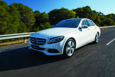 Australia's Best Cars 2015/2016 Awards. Winner - Best Medium Car over $50,000 - Mercedes-Benz C 200 RoyalAuto March, 2016.