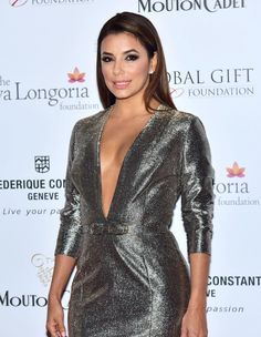 Eva Longoria attends the Global Gift Gala Durig 68th Annual Cannes Film Festival - May 14 — Celebrity Hive