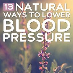 There are several lifestyle adjustments you can make to bring down your blood pressure naturally. Some of them are harder to make, but many of them are rather easy. You can also see our list of foods that help bring down blood pressure for additional help. It's always best to consult with your doctor if …