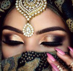 Exotic makeup Pinterest: @JENNY