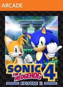 SONIC 4 Episode II  - XBOX Arcade - 1,200 Points