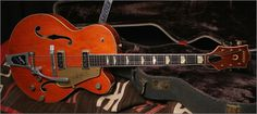 1957 Gretsch 6120 - one of the coolest guitars I own