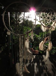 I love dream catchers. It's pretty much set that I'm gonna get one on my thigh one day.