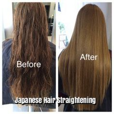 Where can You Get Latest Japanese Hair Straightening Treatment? Chemical Straightening, Japanese Hair Straightening, Advanced Hair, Japanese Hairstyle, Playing With Hair, Hair Styler, Prevent Hair Loss, Permed Hairstyles, Relaxed Hair