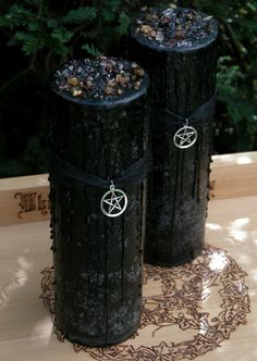Candle Magic ~ The Candles of White Magick Alchemy Candle Magic, Candle Spells, Wicca Witchcraft, Magick, Black Candles, Witch Aesthetic, Book Of Shadows, Voodoo, Occult