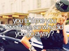 Last Kiss-Taylor Swift
