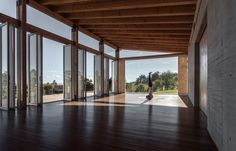 Image 1 of 20 from gallery of Kamadhenu Yoga Studio / Carolina Echevarri  + Alberto Burckhardt. Photograph by Juan Cristobal Cobo