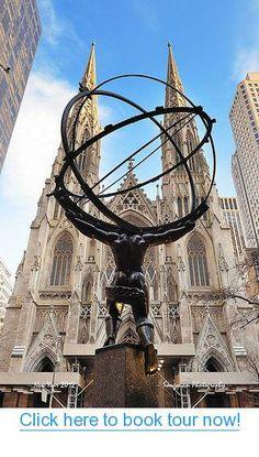 Fifth Avenue in New York City Manhattan NYC