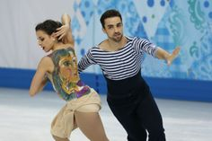 Gold, Silver & Bronze of Ice Dance Costumes | AlysaLovely