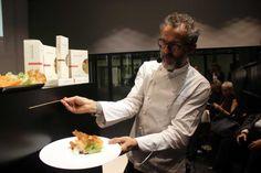 Massimo Bottura spaghetto come lasagna