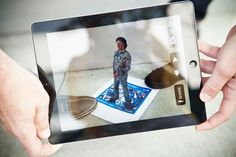 augmented reality app for museum - Google Search