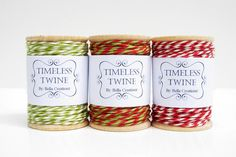 Christmas Bakers Twine Large Party Pack