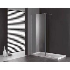 SCREEN MOVING. Modern shower.  Ducha moderna.