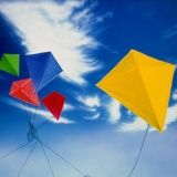 How to Make a Kite: Go fly a kite! Make a kite that's quick, easy and fun.