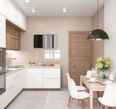Fantastic modern kitchen room are offered on our internet site. Have a look and you wont be sorry you did. Kitchen Room Design, Modern Kitchen Design, Home Decor Kitchen, Interior Design Kitchen, Kitchen Furniture, New Kitchen, Home Kitchens, Kitchen Ideas, Interior Modern