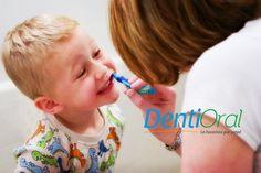 Guía para mantener una correcta #salud oral en los niños