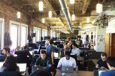 Vom Murgtal ins Silicon Valley – Reiseberichte eines Kraftjungen! Montag, 28.07.14, Stationen: Hack Reactor und Airbnb!