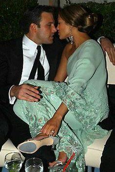 I loved Benifer. ... Ben Affleck and Jennifer Lopez
