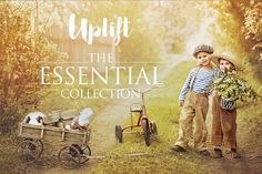 SALE! ESSENTIAL Photoshop Collection by Uplift Actions on @creativemarket