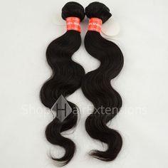 Virgin Malaysian Remy Hair Bundles Body Wavy