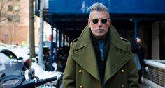 Nick Wooster.