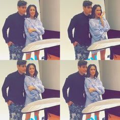 Jorge and Tini Photoshoot