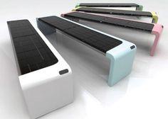 Bancos solares del proyecto Enercity de FCC
