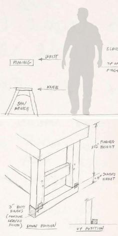 Fantastic 9 Best Workbench Height Images Workbench Height Creativecarmelina Interior Chair Design Creativecarmelinacom