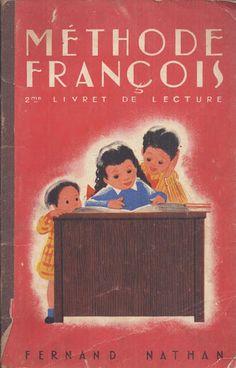Manuels anciens: Méthode François, 2e livret de lecture, 13e édition