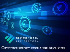 cryptocurrency exchange developer