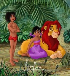 188 Best The Jungle Book images in 2019 | The jungle book ...