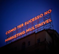 Como ter sucesso no Marketing Multinivel