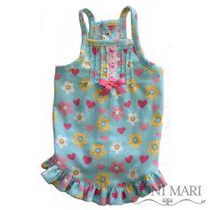 toni mari dancing baby owls night gown