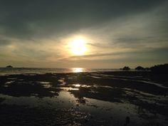 sunset jeram kuala selangor