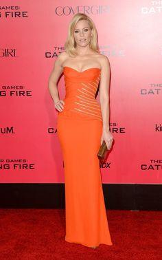 Elizabeth Banks Macadam Kate Bosworth Diane Kruger Margot Robbie Catching Fire