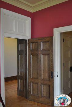 Solid Wood Door | D103 Solid   Wood Model | www.VintageDoors.com