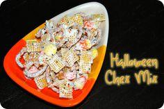 Halloween Chex Mix