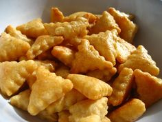 Home Cooking In Montana: Cheddar Crackers...