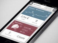 In this collection we have gathered 30 Examples of Banking Apps Design for Inspiration. Use these bankingapps ui design for inspiration on parts of your mobile ui app design. Web Design, App Ui Design, Mobile App Design, Interface Design, User Interface, Flat Design, Dashboard Mobile, Dashboard Ui, Mobile Ui
