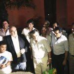 El intendente Chavez participó del lanzamiento del Tekove Potí