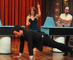 """Jimmy Fallon Photo - Tina Fey Visits """"Late Night With Jimmy Fallon"""""""