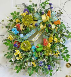wreaths for door baby