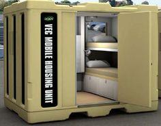 Complete living quarters