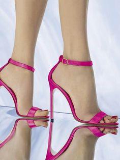 Manolo Blahnik High Heels www.ScarlettAvery.com