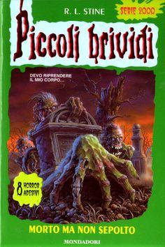 Piccoli Brividi 73 - Morto ma non sepolto (Attack of the Graveyard Ghouls)