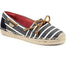 Order the Women's Canvas Katama Espadrille Shoes | Sperry Top-Sider