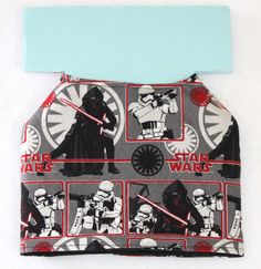 Dog Jacket - Star Wars/Darth Vader/Stormtroopers - Cotton And Quilted Backing - Custom Order by PatienceWayShop on Etsy